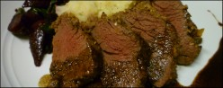 A Simple Elk Tenderloin Recipe