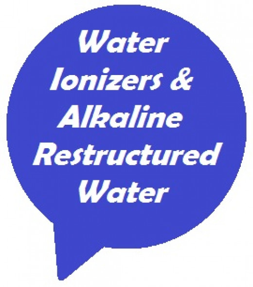 Water Ionizers produces alkaline restructured water that is popular because it most closely resembles the properties found in glacier water.