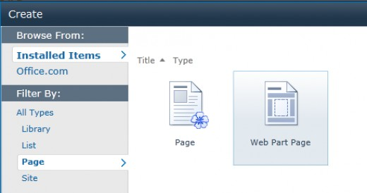 Add the QuickLaunch to a new web part page in SharePoint 2010