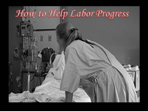 Ways to Help Labor Progress