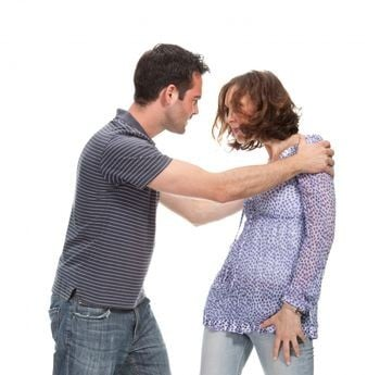A controlling partner may have low self esteem.
