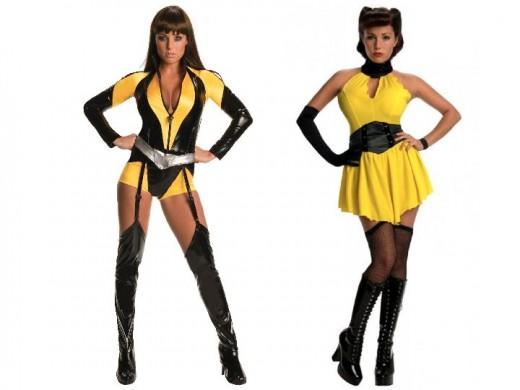 Silk Spectre Halloween Costume