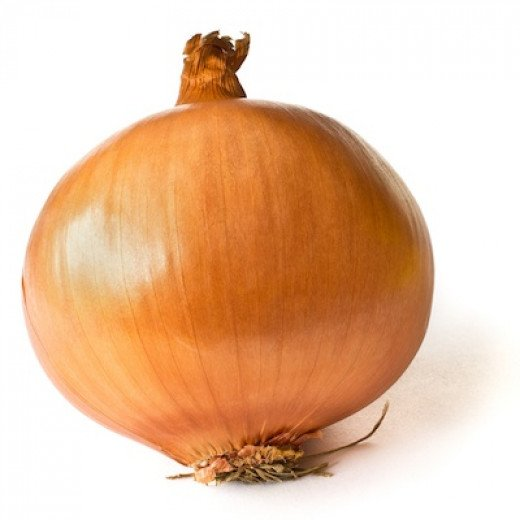 Onions keep best when properly harvested and cured.