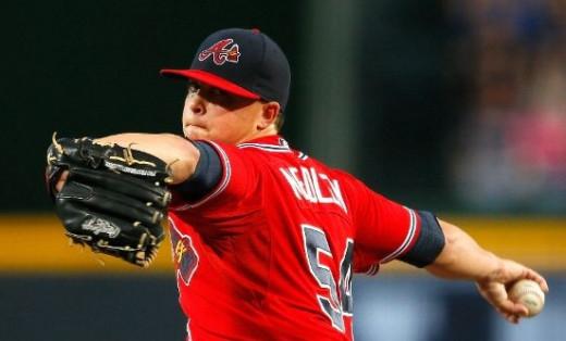 Kris Medlen, Atlanta Braves