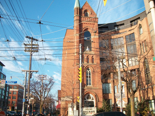 College Street United Church, Toronto