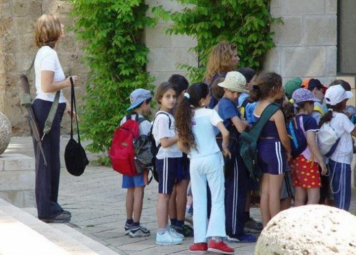 Israelis are smart enough to understand that guns can help keep children safe.