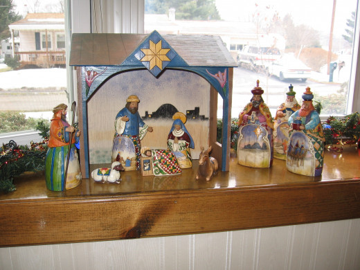 The Nativity Set