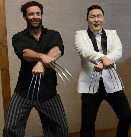 Who knew PSY's Gangnam Style would trend and eventually go on to be the most watched YouTube video of all time? If Wolverine himself can embrace viral videos and silly trends, so can you.