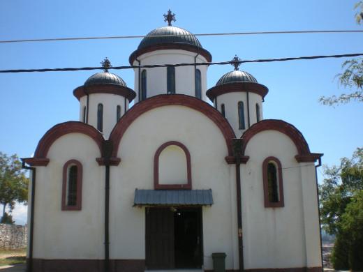 Converted Catholic Church in Bitola