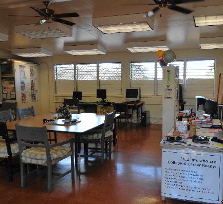 a comfortable classroom!