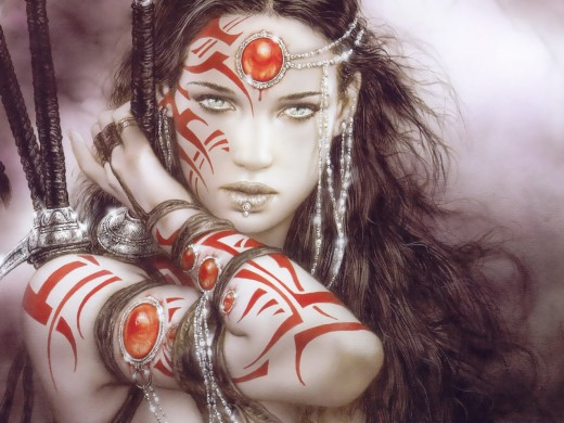 - Warrior Woman -
