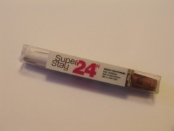 Review of Maybelline Super Stay 24 hour Lipstick