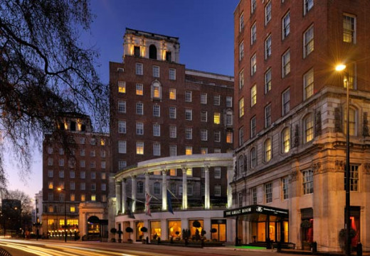Overlooking Hyde Park, the Grosvenor House, A JW Marriott Hotel is a name synonymous with London luxury. When it opened in 1929, it was designed to accommodate the first trans-Atlantic passengers. Today, it remains a destination in its own right.