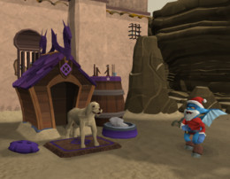Runescape Christmas 2012. Check the Bottom of this hub for more pictures