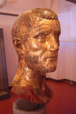 Claudius II Gothicus Bust