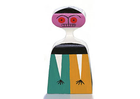 Wooden Doll by Alexander Girard