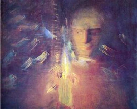 Mikalojus Ciurliones Truth, 1905