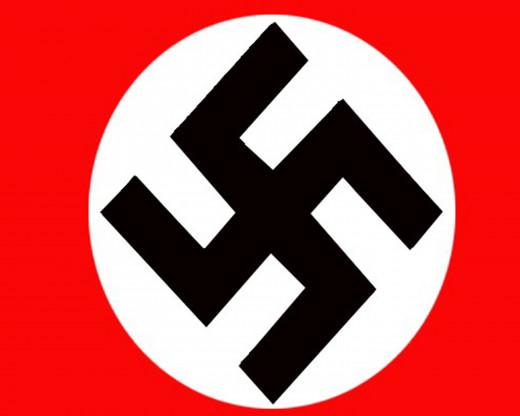 Nazi Swastika, created by Vinaya