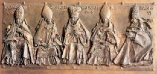 The Vatican Council II