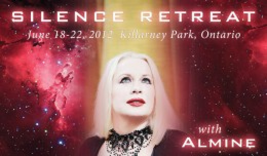 Almine is endorsed and described as one of the greatest mystics of our time by world leaders and scientists alike.