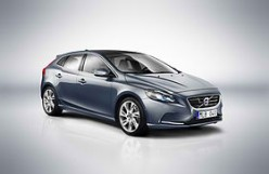 Volvo V40 One of the Safest Cars in the World