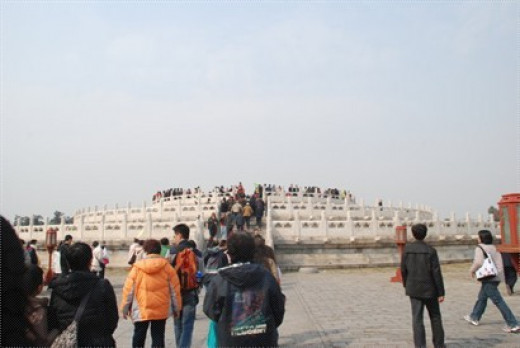 Temple of Heaven tours by Mr.Ping the Beijing driver The emperors used to invoke god to bless folks of peace and harvest temple