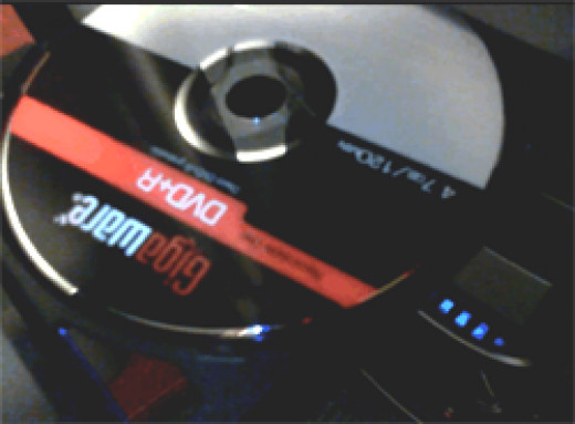 Burn ISO CD