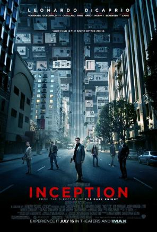 Inception delivers a thought-provoking plot, superb visual effects, and a great cast.