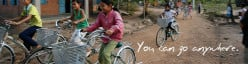 How You Can Donate a Bike to a Kid: 88Bikes Grassroots World Charity