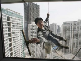 Here's a great window cleaner--but not cheap.
