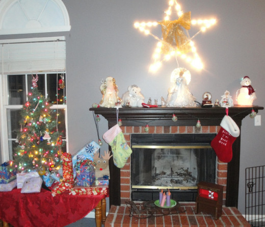 Some of our Decorations.