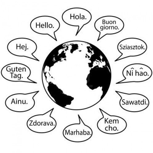 "The word ""Hello"" in different languages"