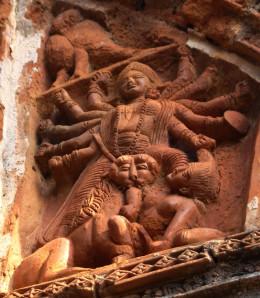 Goddess Durga; Bonkati