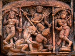 Goddess Durga; Ajodhya