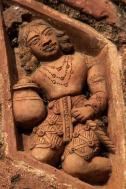 Lord Krishna stealing butter; Ajodhya