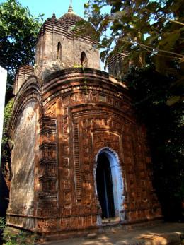 Pancharatna temple of Rath Tola, Bonkati