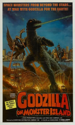 Godzilla vs. Gigan: An Unnecessary Trip to Monster Island