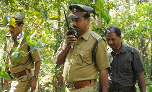 Forest Rangers in South India