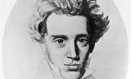 "Søren Kierkegaard is widely lauded as the first existentialist in that it was he who first suggested the idea of ""existence preceding essence""."