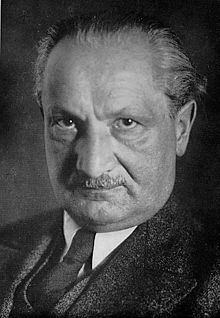 Heidegger was foolish at best in political leanings... however one cannot allow his idiocy in behavior detract (too much) from the value of his thought - which, not knowing the biographical context, I would not have connected in any way to his nazism