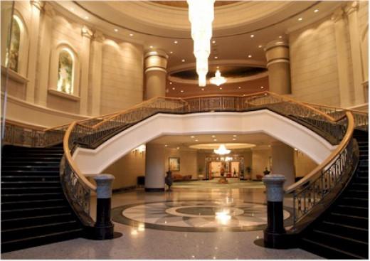 Lobby -Renaissance Marriott Hotel Kuala Lumpur