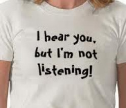 Why do we focus more on hearing and not listening?