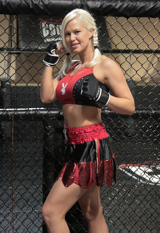 LaTasha Marzolla - Muay Thai and MMA