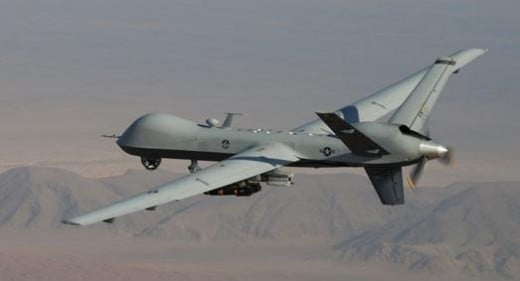 The unmanned drone has become the killing machine in the war on terror.