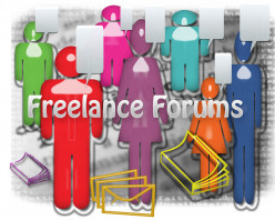 How to Use Online Forums to Find Freelance Work