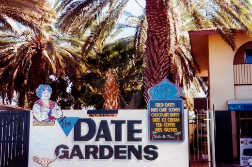 The Date Gardens