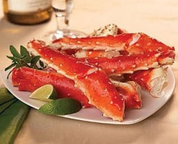 There is no other seafood quite as delicious as King Crab Legs.