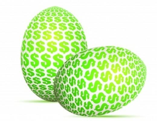 Dollar Eggs