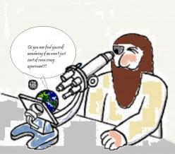 Talking To God....
