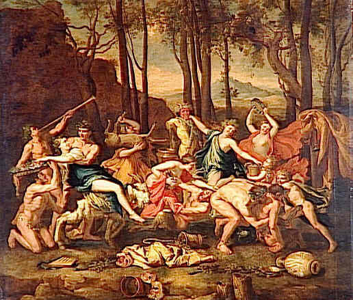 The Festival of Saturnalia